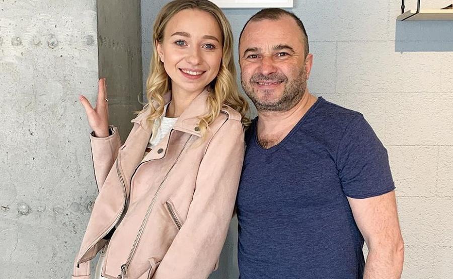 54-летний Виктор Павлик женился на 25-летней девушке
