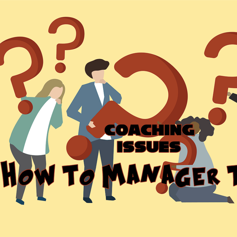Addressing Issues With The Coach