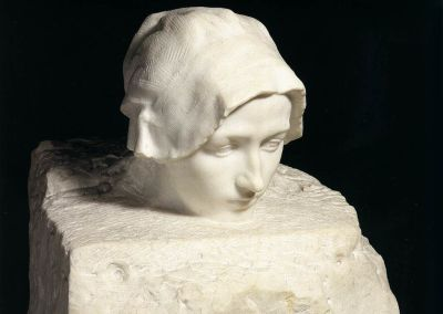 SculptureOfCamilleClaudelAugusteRodin