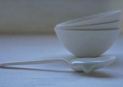 Three bowls (Material Presence)