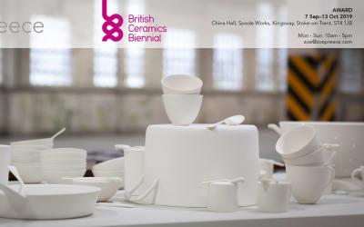 British Ceramic Biennial 2019 AWARD Exhibition