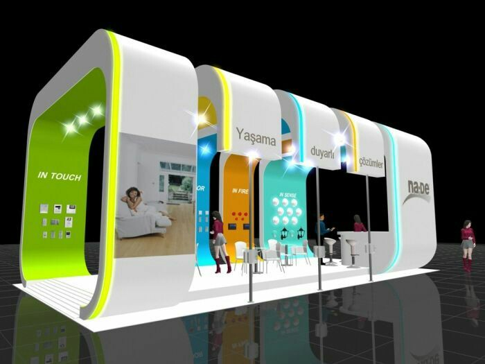 Stall Layout For Exhibition : Event exposer best event planner in dhaka