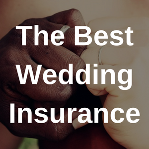 the best wedding insurance