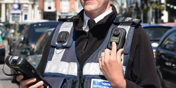 Body worn cameras for Parking Enforcement Officers