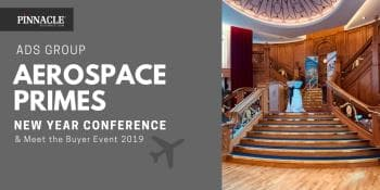Body Cameras welcomed at the ADS Aerospace Primes event at Titanic Belfast