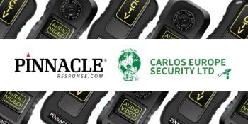 Pinnacle Body Cameras chose by Luton based security group