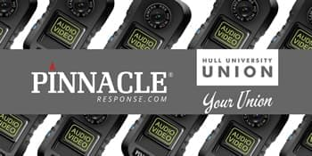 PR6 Body worn cameras a continued success for Hull University Union