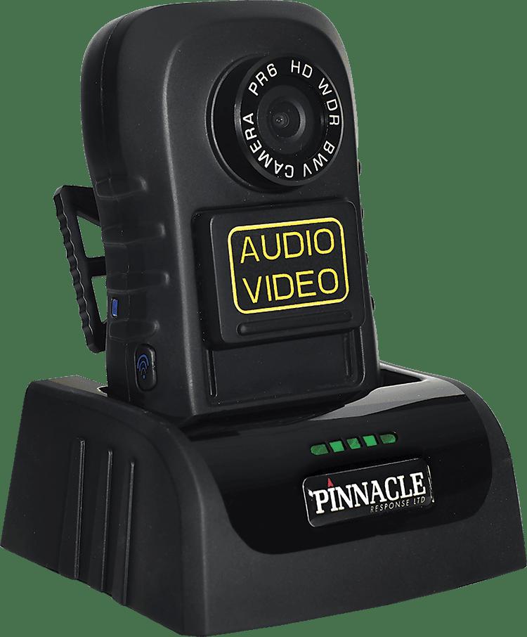 PR6 Lite Body-Worn Camera