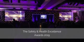 The Safety and Health Excellence Awards 2019