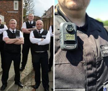 Mandatory Body-Cams for Bailiffs