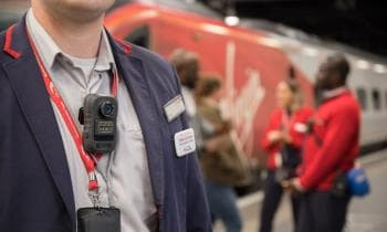 Virgin Trains to Increase the Amount of Body-Cams to More Than 500