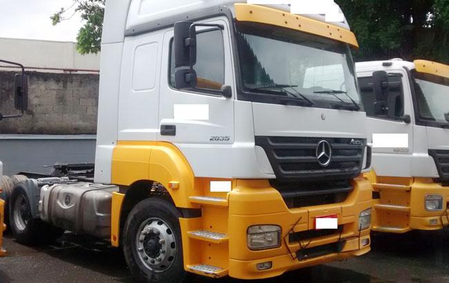 Mercedes-Benz - 2035