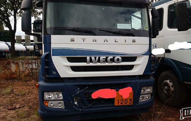 Iveco - Stralis 420