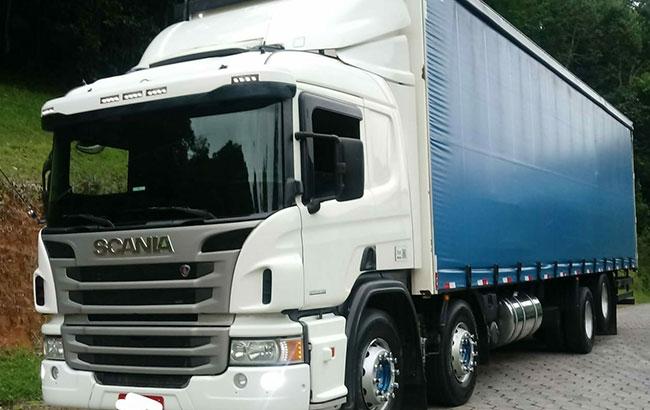 Scania - P 310