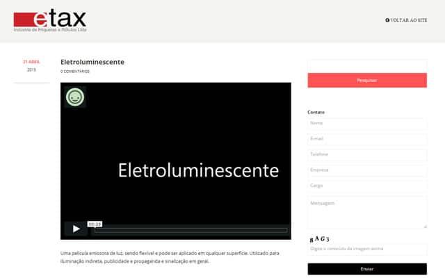 Blog Etax