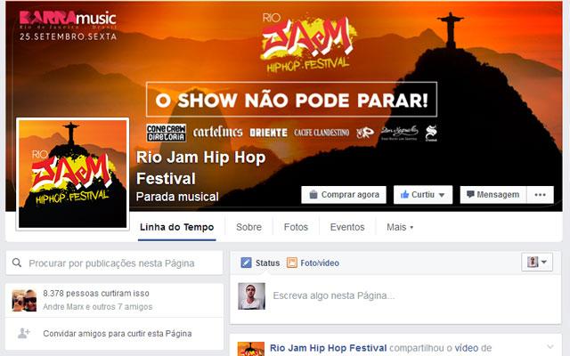Rio Jam Hip Hop Festival