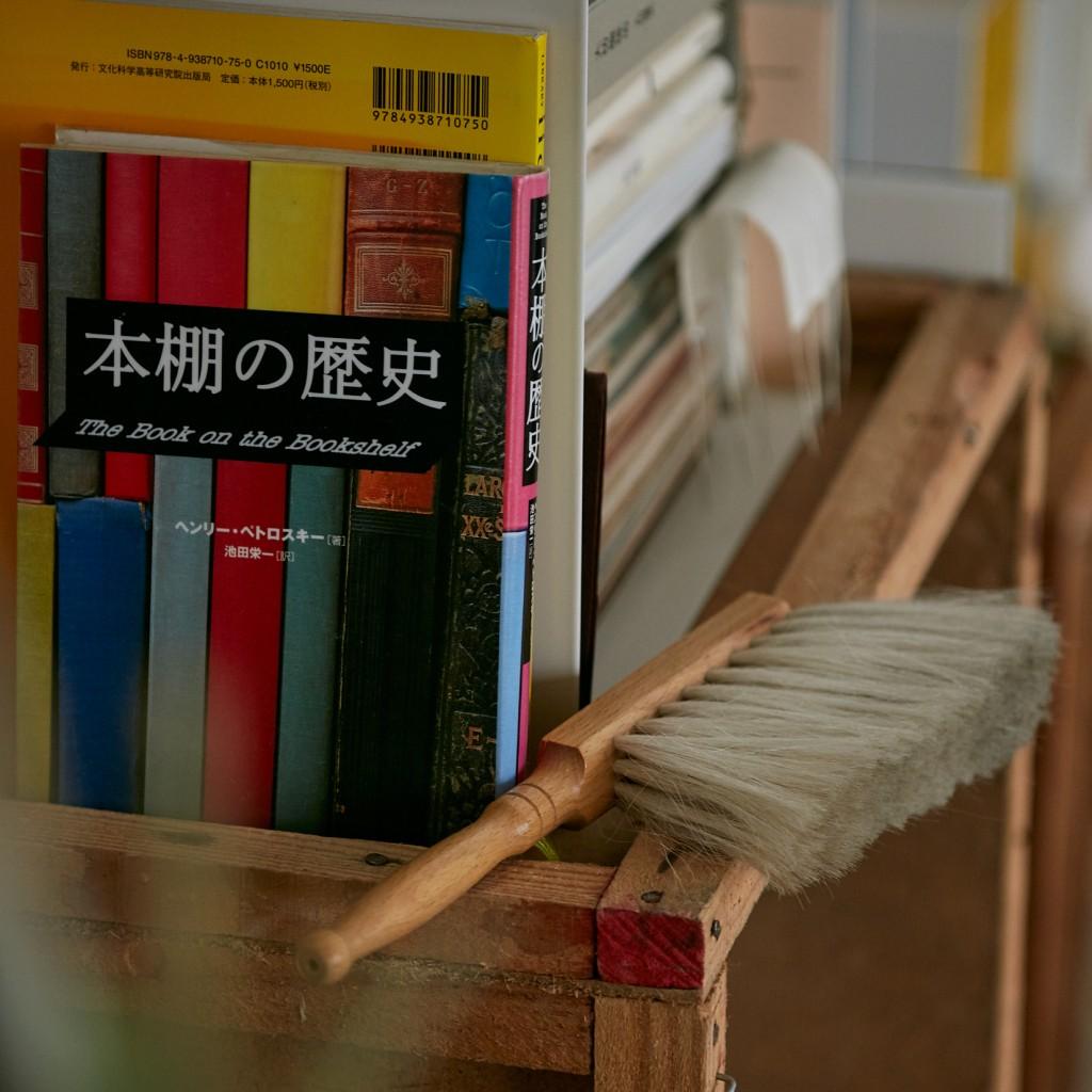 本棚にまつわるエトセトラ。