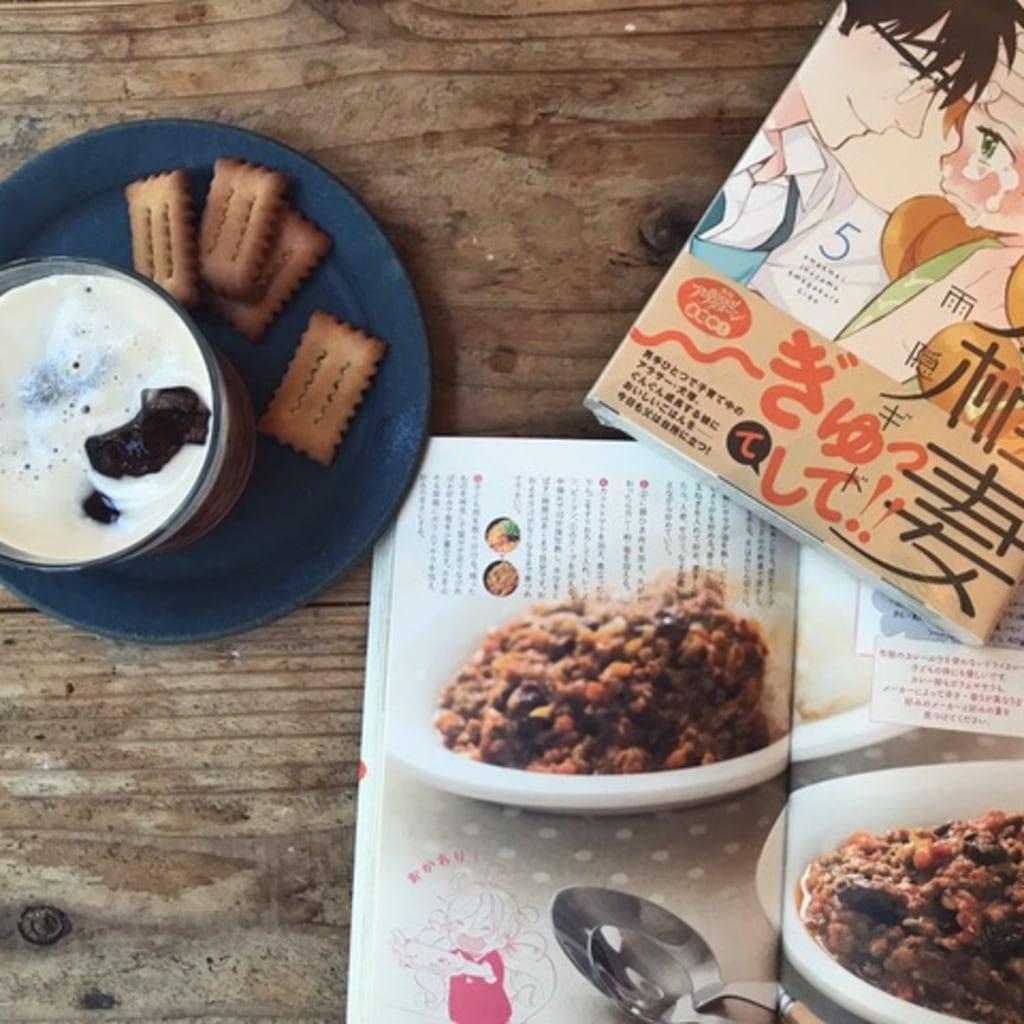 食いしん坊必読! 食事シーンに垂涎&お役立ちなおすすめ「食マンガ」7選