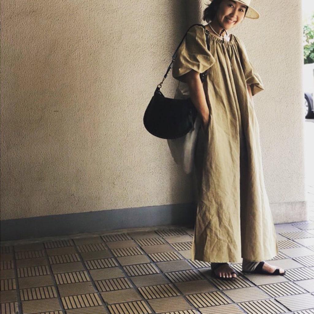 【40代コーデ】シンプルカジュアル派スタイリスト福田麻琴さんの最新15ルック