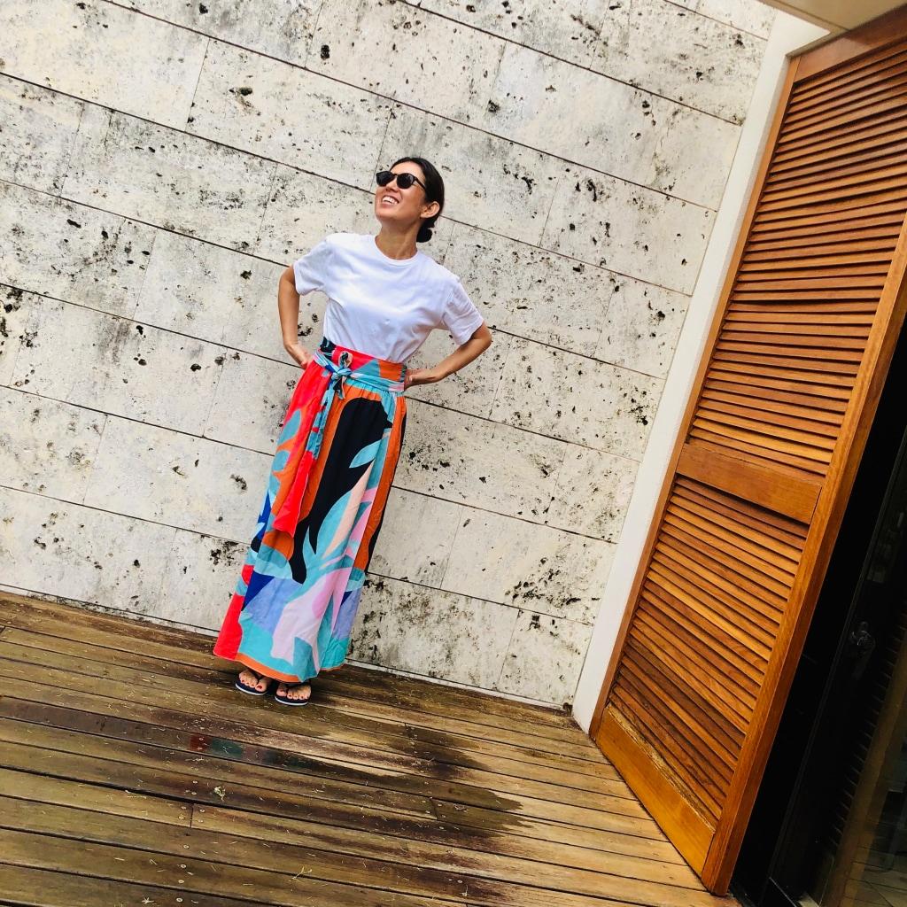 沖縄トリップ。バタやんの服も♡
