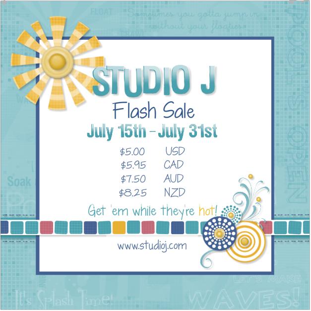 Studio J Flash Sale