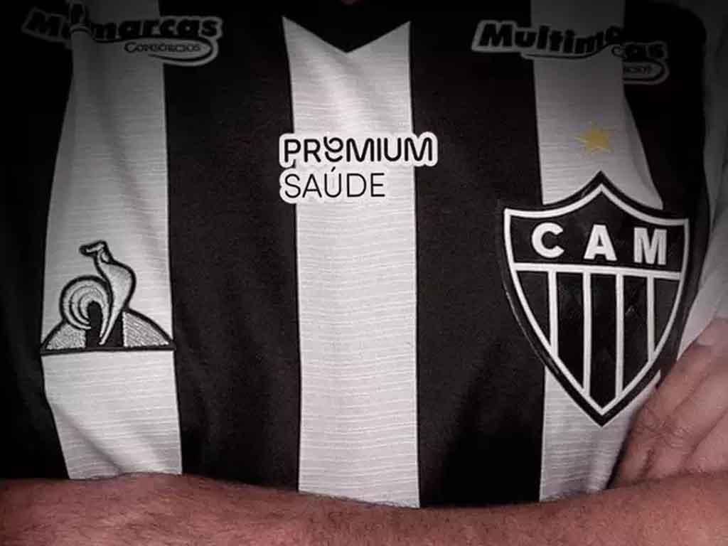 Atlético-MG fecha com Premium Saúde