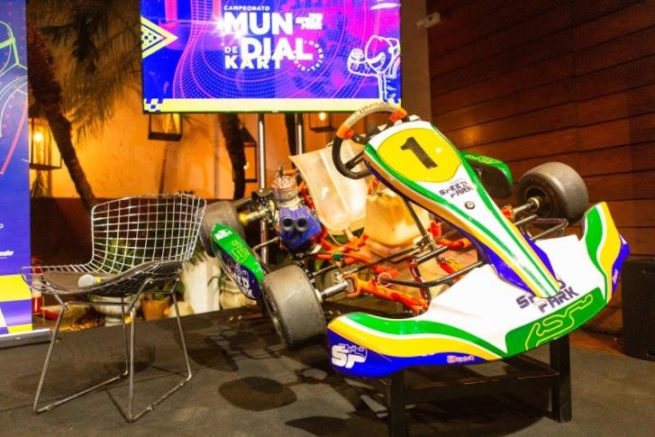 Com apoio de Massa, Octagon trará Mundial de Kart ao Brasil em 2021
