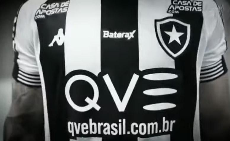 Botafogo suspende acordo de patrocínio máster