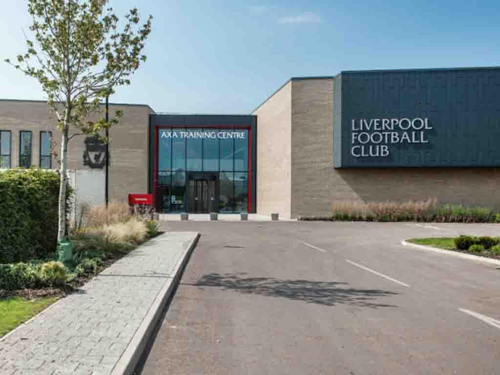 AXA compra naming rights de centro de treinamento do Liverpool