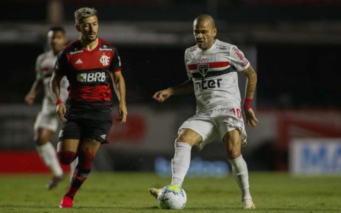 São Paulo venceu o duelo por 3 a 0 (Foto: Miguel Schincariol / saopaulofc.net)