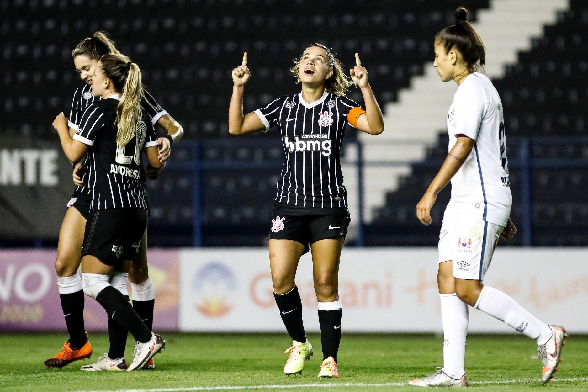 Corinthians enfrentará Avaí na final do Brasileirão Feminino (Foto: Corinthians/Rodrigo Gazzanel)