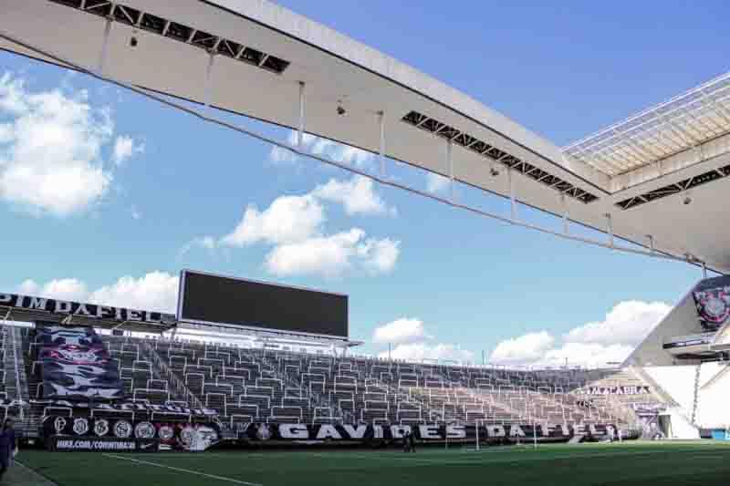 Corinthians acerta dívida com a Caixa, diz site