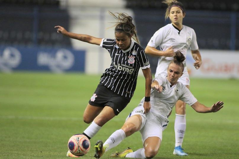 O patrocínio do banco Bmg ao futebol feminino é o tema de abertura do Máquina Talks - 1ª Semana do Futebol Feminino