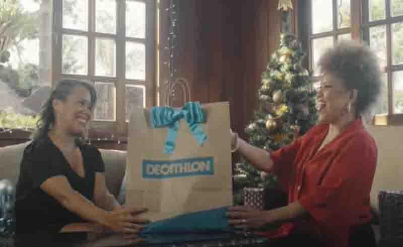 """Decathlon celebra """"reencontro com o esporte"""" em campanha de Natal"""