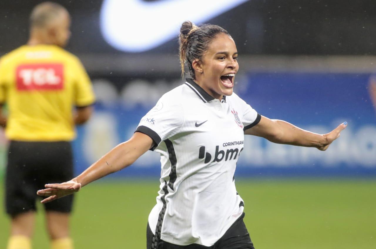 Com Corinthians, Twitter triplica audiência no futebol feminino