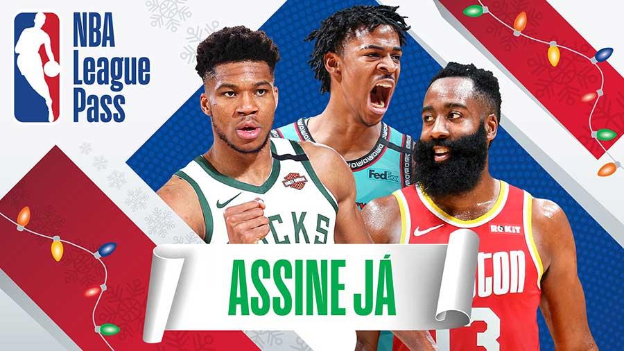 Vivo segue como a operadora do serviço de assinatura NBA League Pass para a nova temporada da liga de basquete