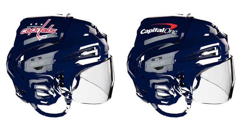 Time da NHL fecha primeiro acordo para capacete