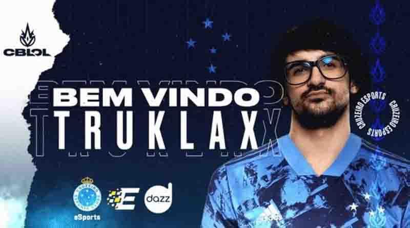 Dazz patrocina time de e-Sports do Cruzeiro