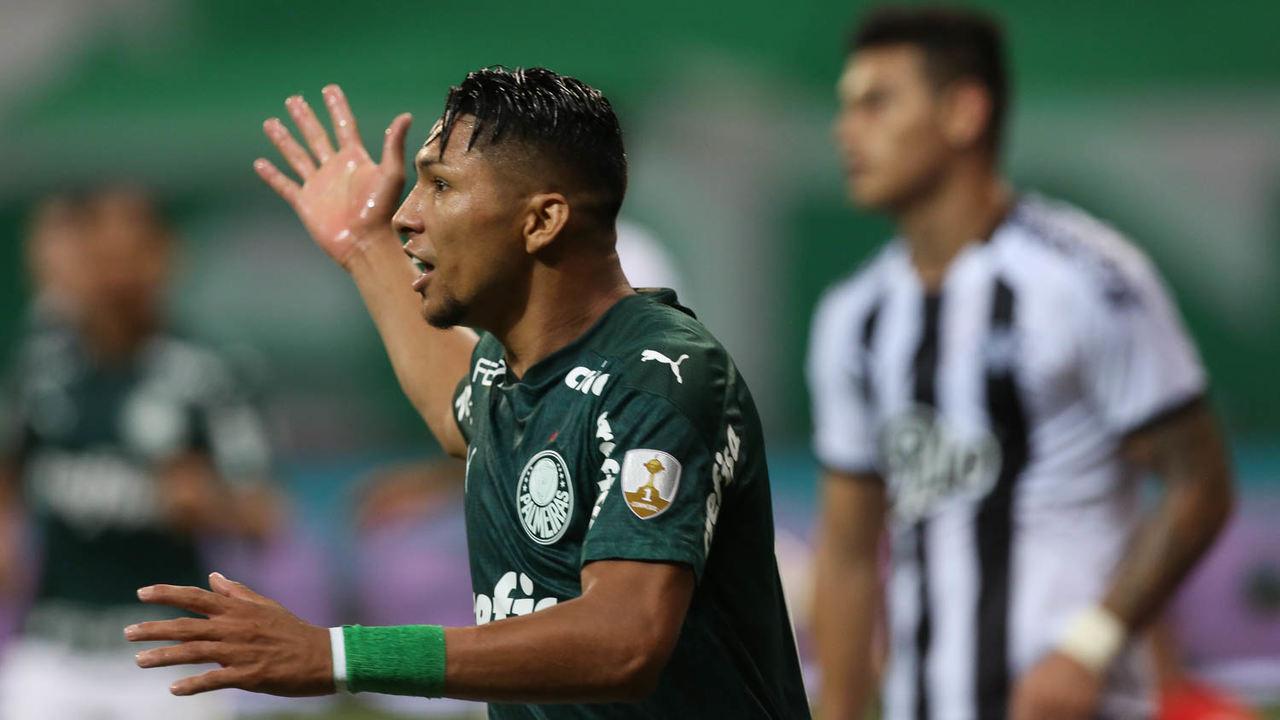 Sportsbet.io paga alto por aposta em gol de Rony do Palmeiras na Libertadores