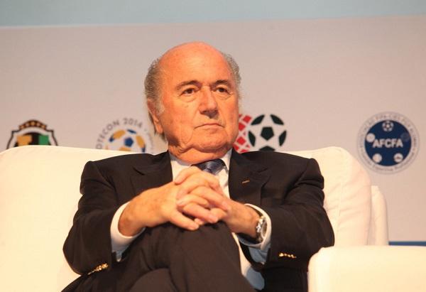 Joseph Blatter está internado em estado grave