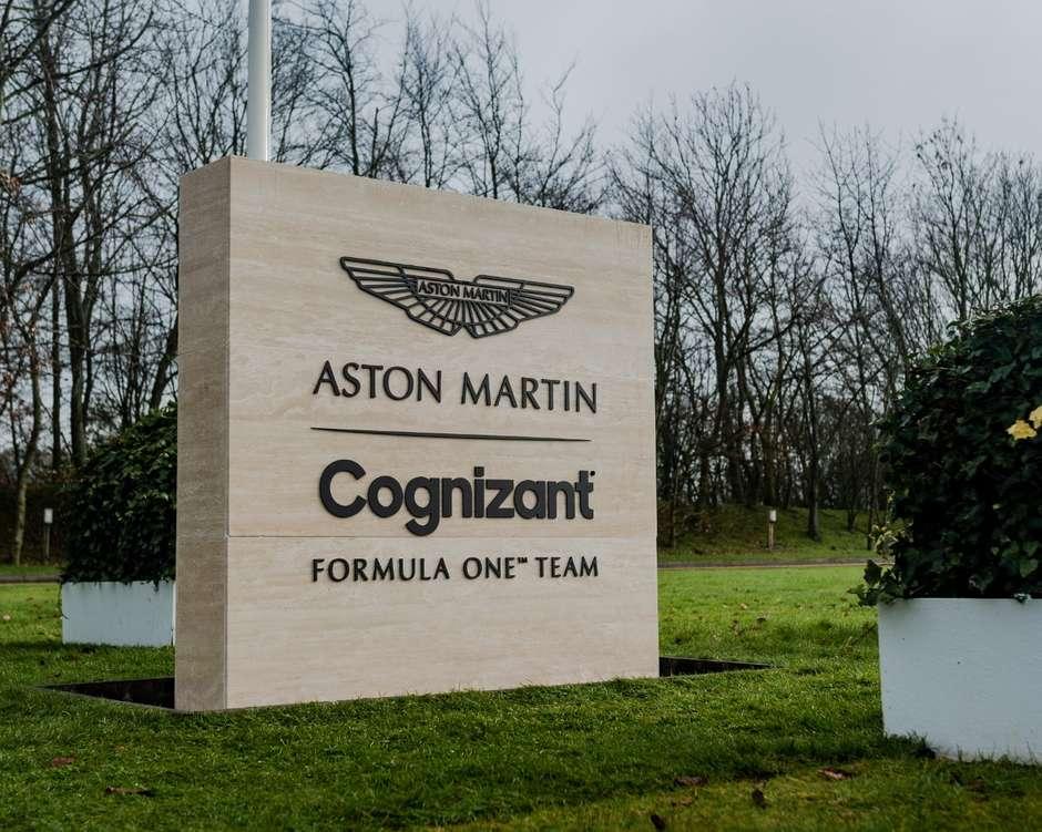 Cognizant fecha com Aston Martin para a Fórmula 1