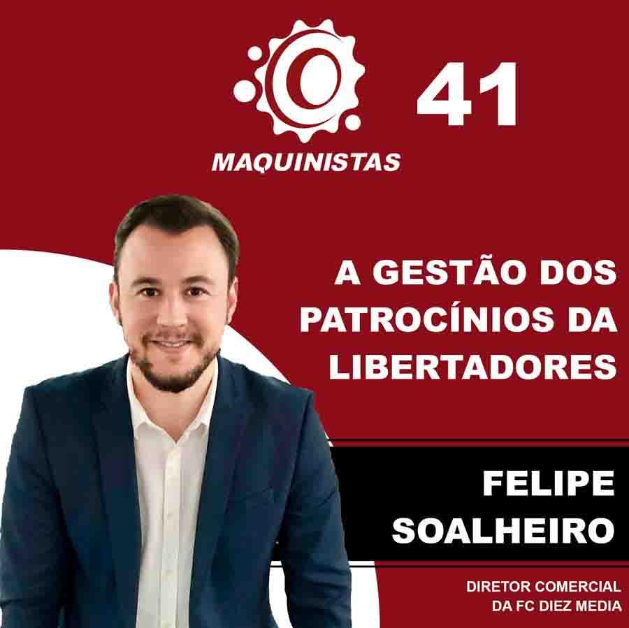 Maquinistas: A gestão dos patrocínios da Libertadores