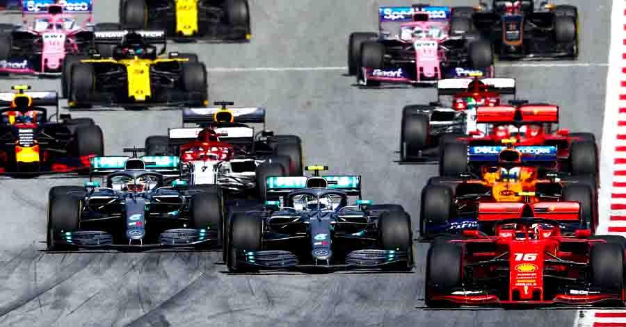 F1 já conta com duas corridas adiada por conta da pandemia.