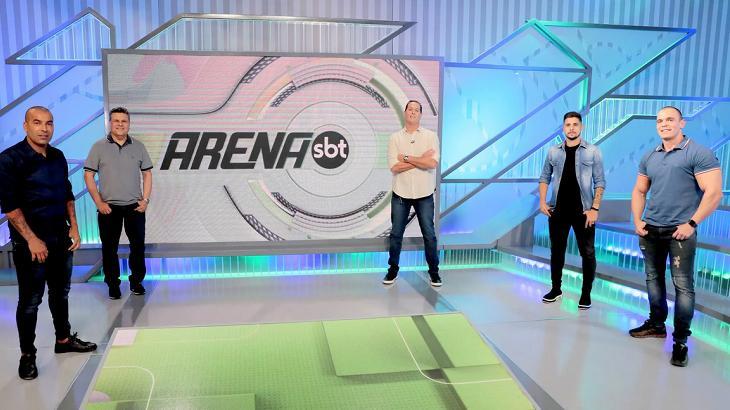 A emissora de Silvio Santos fará um programa especial pré e pós-jogo para a decisão do torneio.