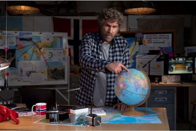GM aposta em vídeo com Will Ferrell; humor deverá ser a solução para as marcas no Super Bowl (Foto: Reprodução)