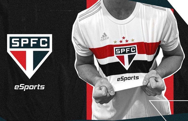 São Paulo anuncia equipe de e-Sports