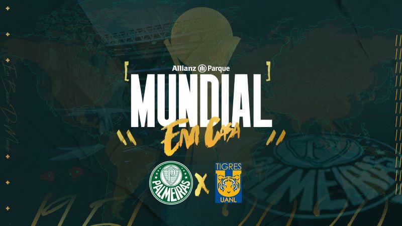 Allianz Parque terá drive in para Palmeiras no Mundial
