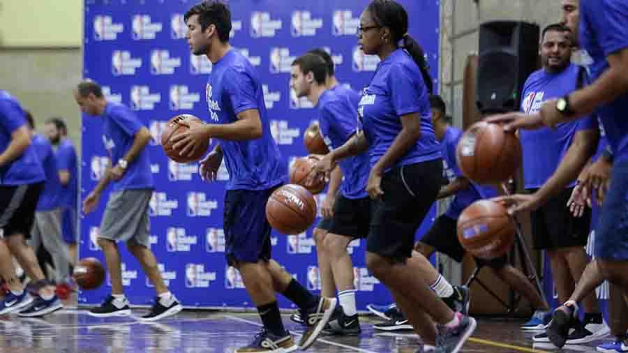 NBA Basketball School lança plataforma de ensino à distância para treinadores