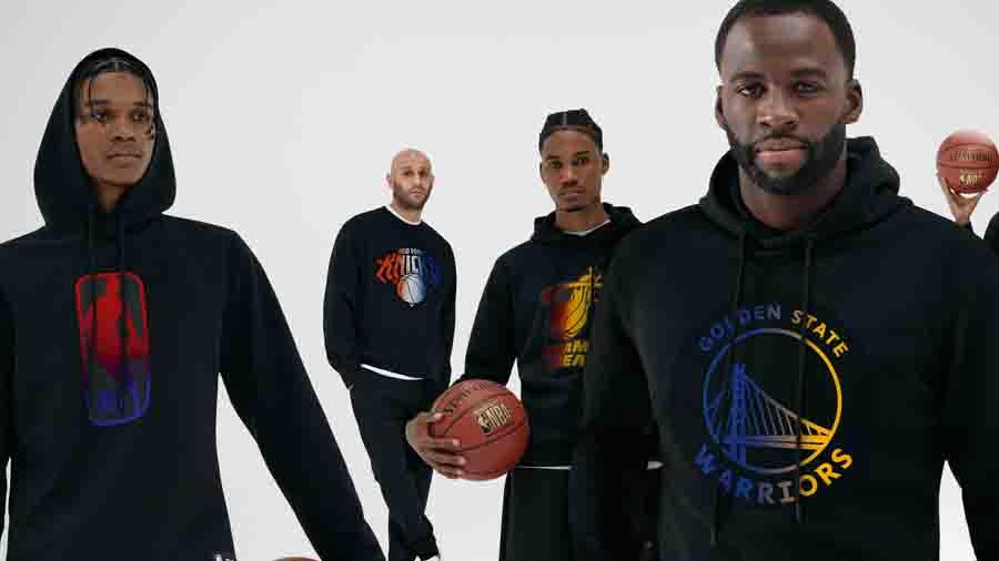 Hugo Boss lança coleções com a NBA