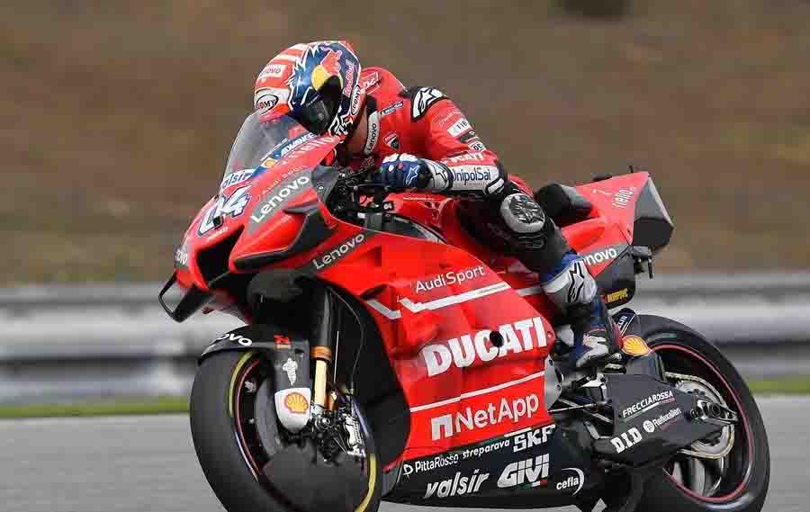 Lenovo dará nome à equipe da Ducati no MotoGP
